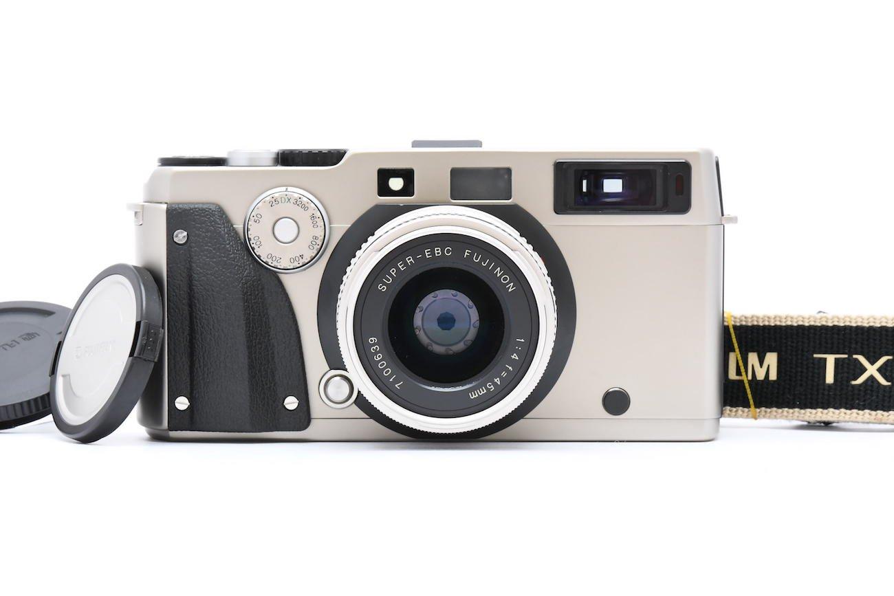 FUJIFILM フジフィルム TX-1 + SUPER-EBC FUJINON 45mm F4