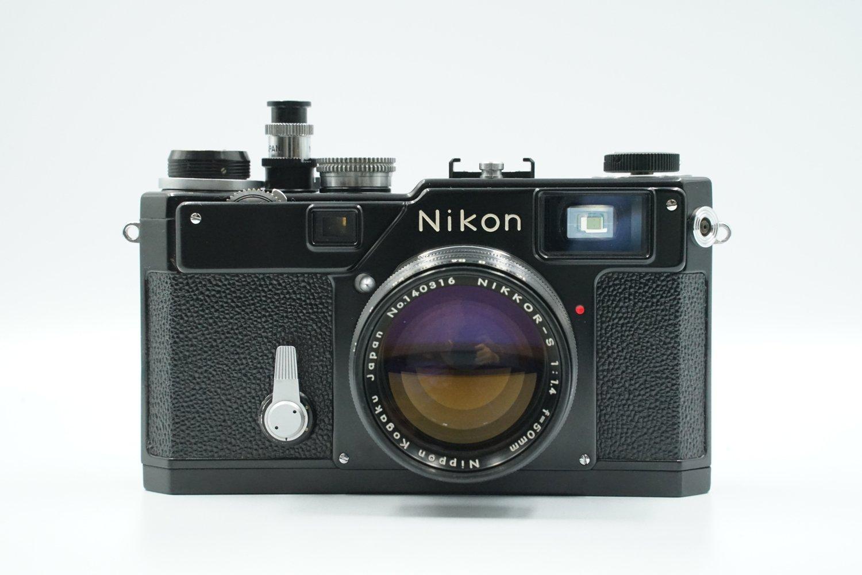 Nikon ニコン S3 オリンピック 632万台 + NIKKOR-S 5cm F1.4