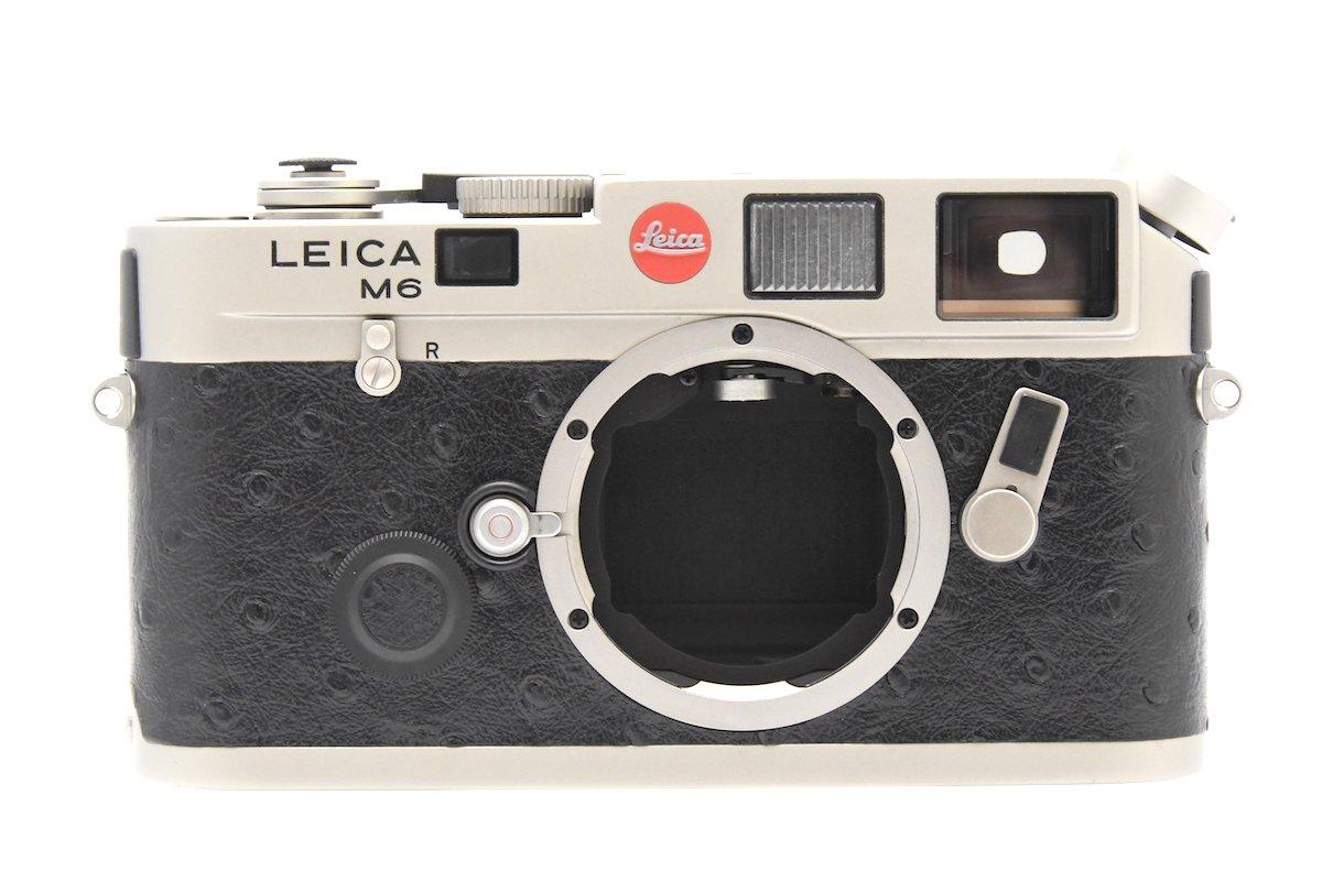 LEICA ライカ M6 0.72 Titan