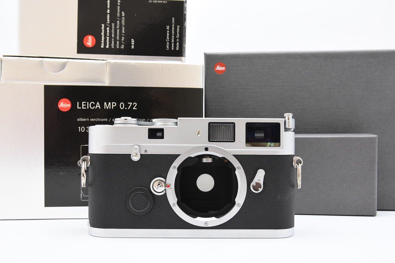 Leica ライカ MP 0.72 SN.2922820 シルバー
