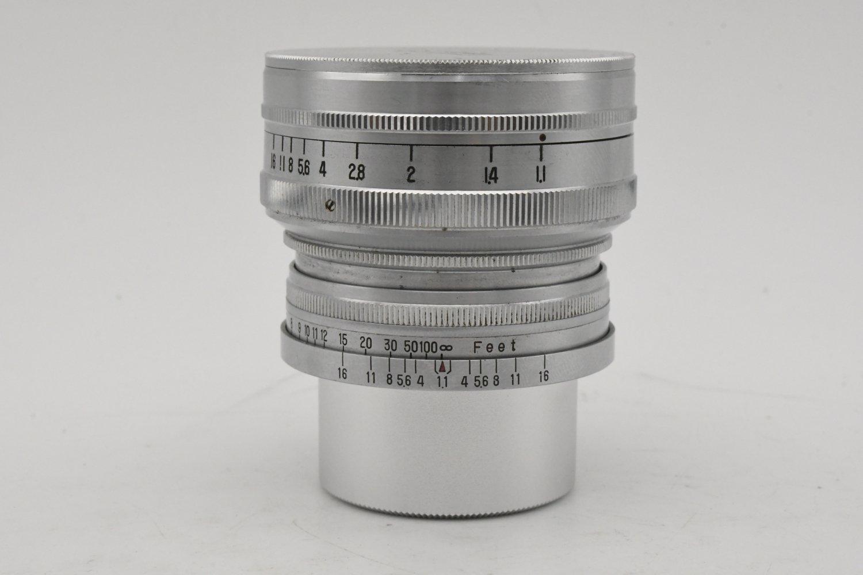 帝国光学 ZUNOW 5cm F1.1 後期型 ライカLマウント