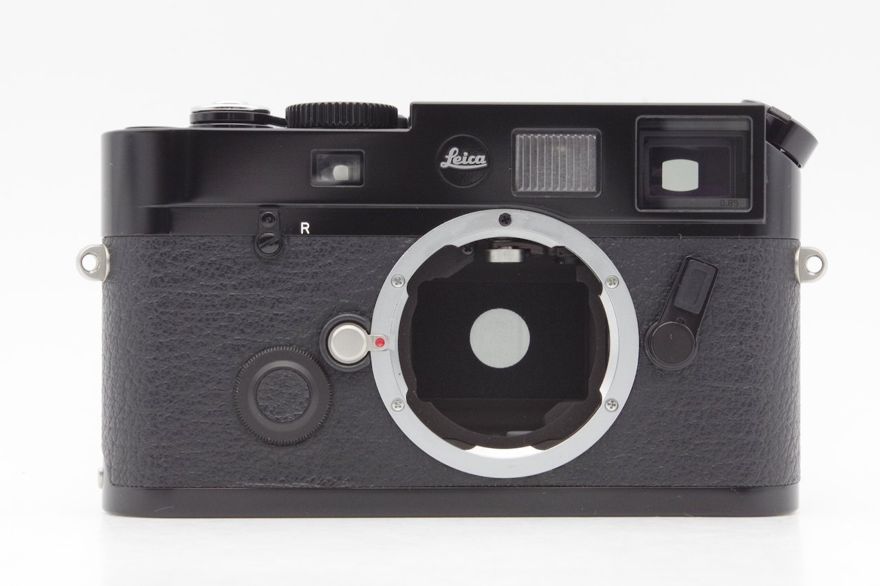 LEICA ライカ M6TTL 0.85 LHSA SPECIAL EDITION BLACK PAINT SN.2594460 (10479)
