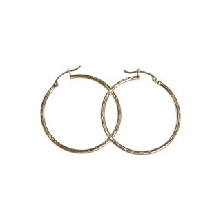 10K HOOP PIERCE 2P