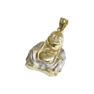 10K GOD OF CLEVERNESS PENDANT TOP