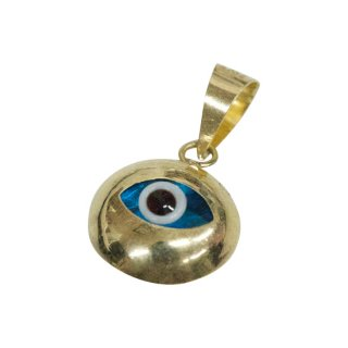 10K FREEMASONRY PENDANT TOP