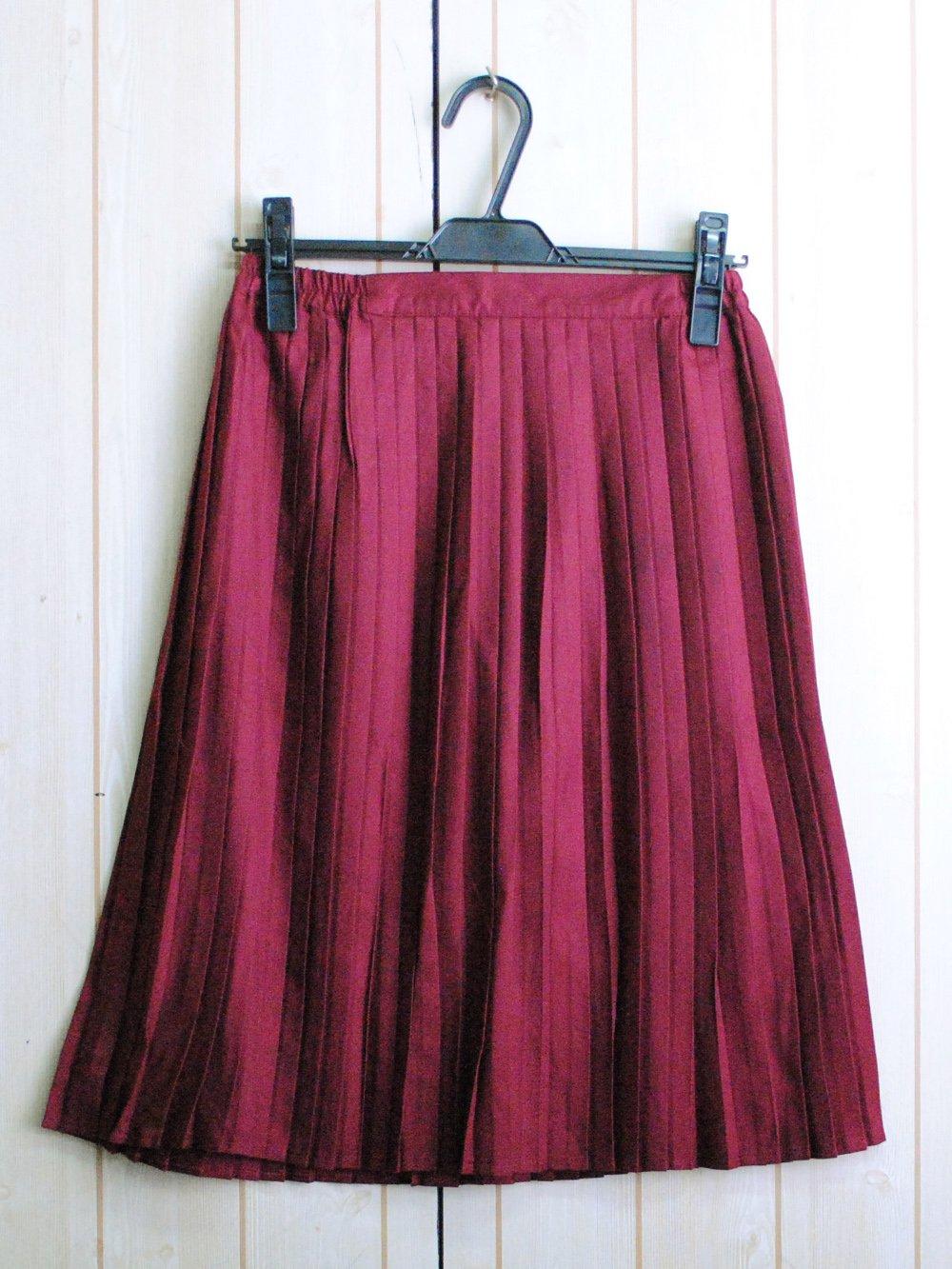 【95%OFF】@200円■5枚セット■プリーツミディスカート