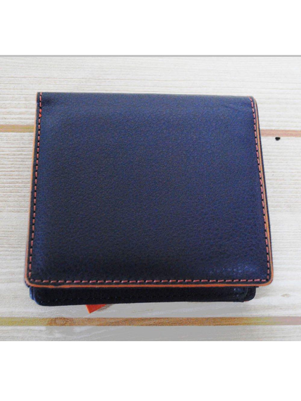 【99.9%OFF】@1円■ベネトン2つ折り財布