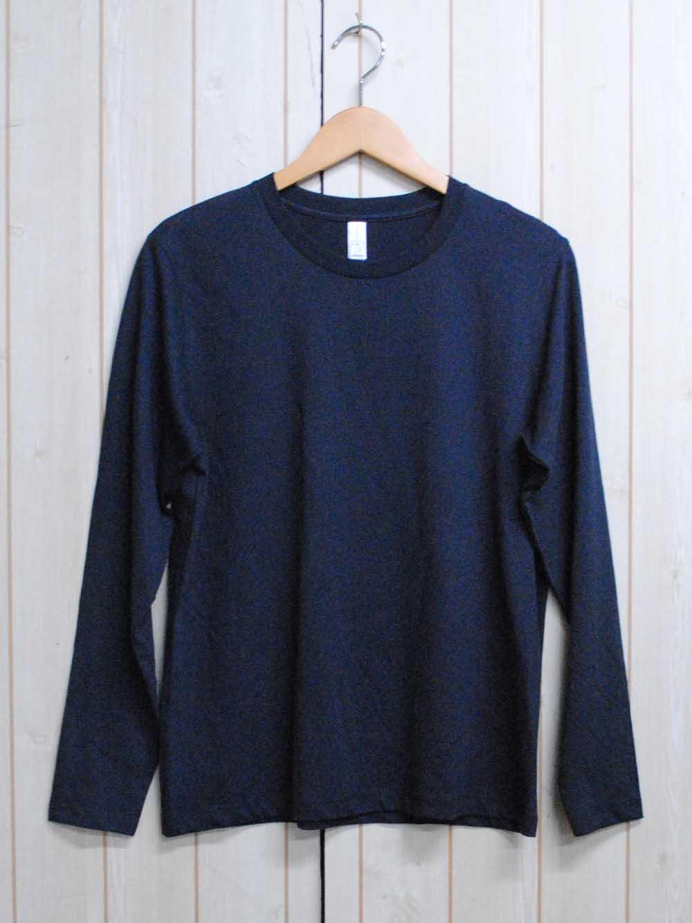 【93%OFF】@149円■20枚セット■綿100%長袖Tシャツ ※タグカット商品
