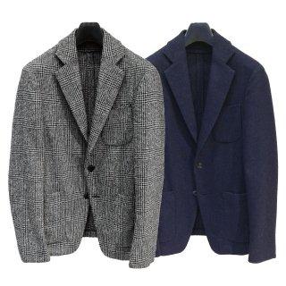 TOMORROWLAND トゥモローランド メンズ リングツイード 2Bジャケット