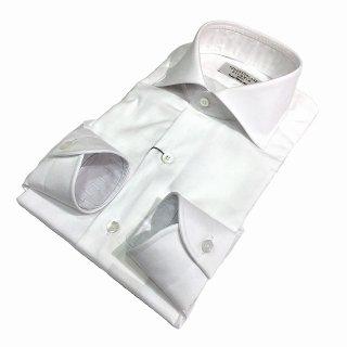 TOMORROWLAND トゥモローランド メンズ 140/2 ワイドカラー ブロードシャツ
