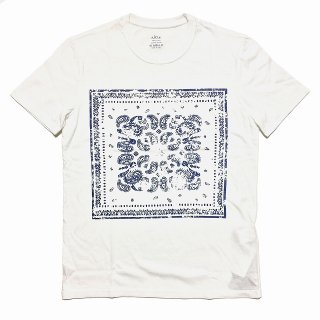 altea アルテア バンダナ プリントTシャツ<br>【40%OFF】<img class='new_mark_img2' src='https://img.shop-pro.jp/img/new/icons20.gif' style='border:none;display:inline;margin:0px;padding:0px;width:auto;' />