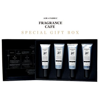 FRAGRANCE CAFE フレグランス カフェ SPECIAL GIFT BOX フレグランスミスト スペシャルギフトボックス<img class='new_mark_img2' src='https://img.shop-pro.jp/img/new/icons53.gif' style='border:none;display:inline;margin:0px;padding:0px;width:auto;' />