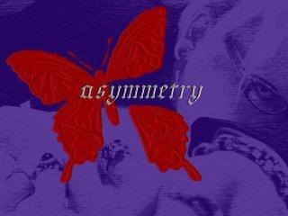 知 『asymmetry』