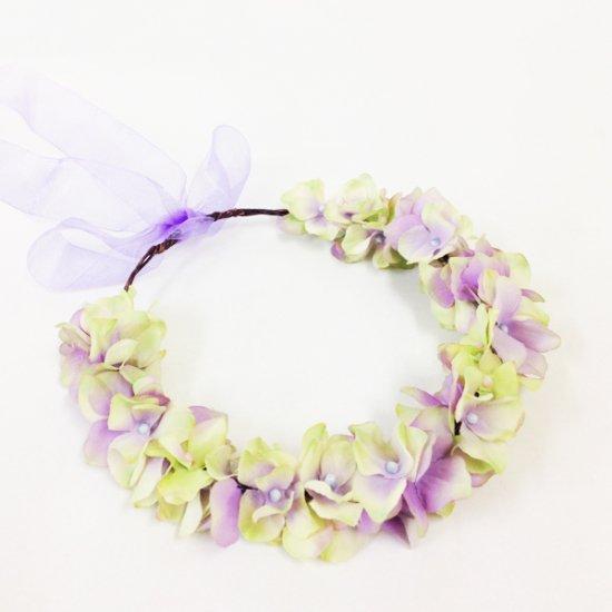 【ホームページ限定】 花かんむり グレープ