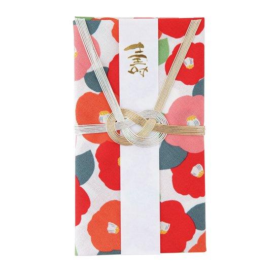 SB-3102【ご祝儀袋 あわじ結び 壽 寿 ご結婚お祝い】HK椿 白
