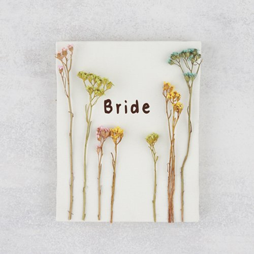 MWB-LP-BR 受付サイン BRIDE