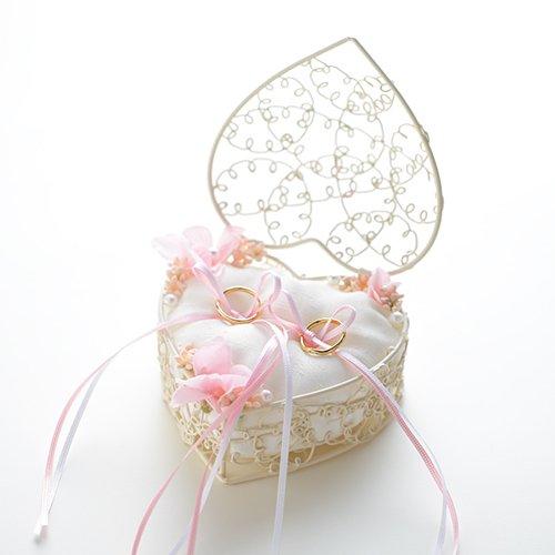 【ホームページ限定】リングピロー バレンタイン