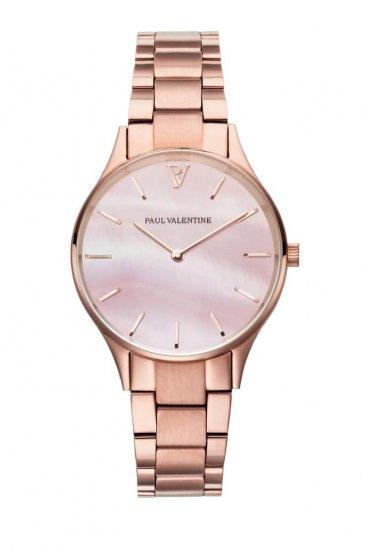 日本未上陸 Paul Valentine Hermosa Rose Gold Pink Seashell