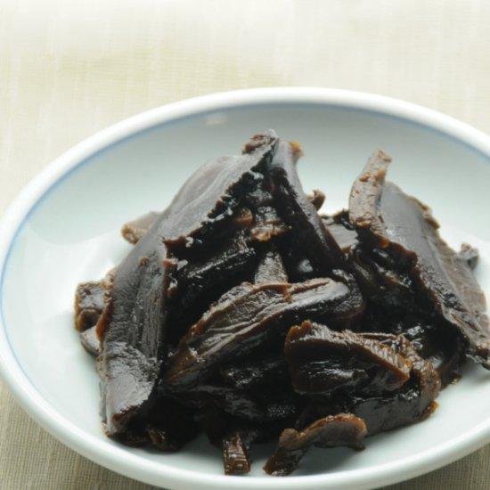 宝塚椎茸の佃煮