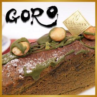 抹茶のパウンドケーキ ─GORO─