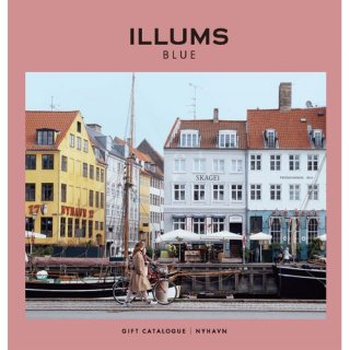 【送料無料】 ILLUMS イルムス カタログギフト ニューハウン ( i-nyhavn )
