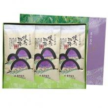 詰合セットC(伝統本玉露1本、極上煎茶2本)