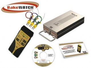 BakeWATCH V-M.O.L.E. BB50 耐熱ボックス付 プロファイリングシステム