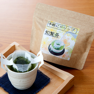 ドリップ茶 知覧茶 ドリップ煎茶(3g×8袋)☆手軽に気軽にドリップ