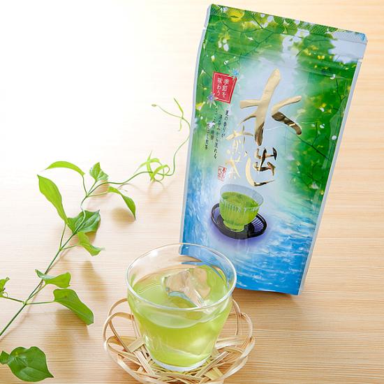水出し煎茶ティーパック(5g×20パック)☆冷茶でもホットでも☆