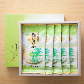 茶香炉 【K-5】 煎茶100g×5本セット