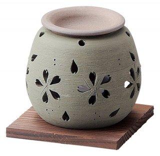 茶器・雑貨 石龍緑桜茶香炉