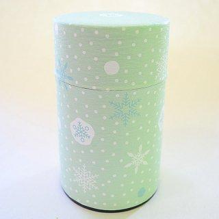 茶器・雑貨 和紙缶 ゆき