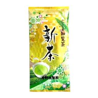 玄米茶 新茶 予約 知覧茶/100g A−ヘ