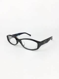 MEIRO C.4 BLACK/BLUE DEMI