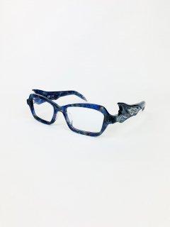 偃月(えんげつ) C.2 花青 ブルーグレー