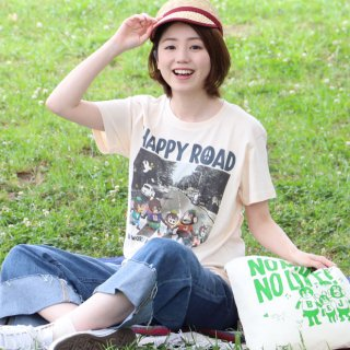 【Gluttons FesTシャツ】ジェニファー、「HAPPY ROAD」☆♪!フェスT