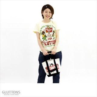 【Gluttons】Jenniferと一緒☆ツートンちびトート
