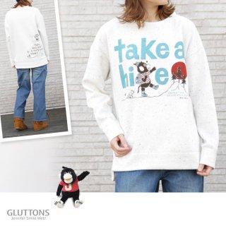 【Gluttons】はらぺこジェニファー、夢の中でお腹いっぱい!?トレーナー