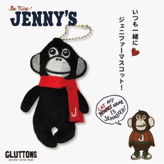 【Gluttons】いつも一緒に☆Jenniferマスコット