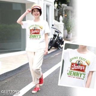 【Gluttons】YUMMY!ジェニーズへようこそ☆Tシャツ