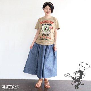 【Gluttons】グルトンズカフェ☆コーヒーカップに仲間とIN!Tシャツ