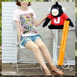 【Gluttons】ジェニファーと仲間たちからの☆感謝のキモチ!Tシャツ