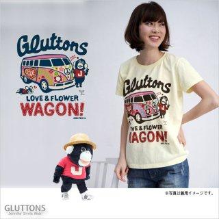 【Gluttons】大好きなワゴンでGO GO☆Tシャツ