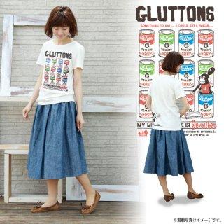 【Gluttons】Jenniferのオリジナル特製スープ缶Tシャツ*