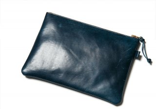 Y'2LEATHER  HORSE HIDE POUCH SMALL(ワイツーレザー ホースハイドポーチ  スモール)