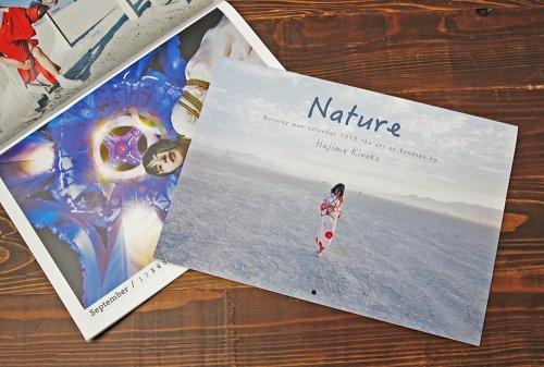 2018年HajimeKinokor撮り下ろしカレンダー [ Nature ]