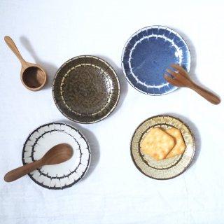 丹波立杭焼 豆皿
