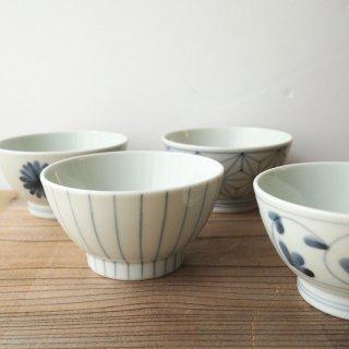 有田焼の飯茶碗