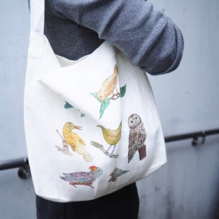 イザベル ボワノ 鳥のバッグ