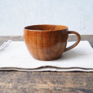 木製ティーカップ